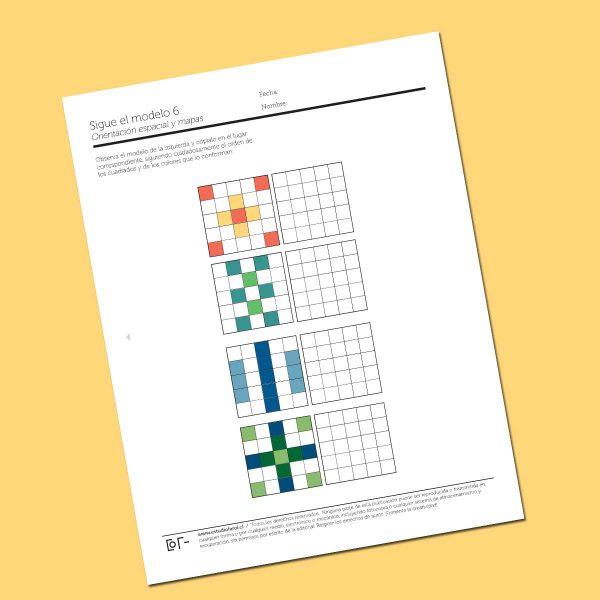 Orientación espacial y Mapas | Categorías de los productos | Estudio ...